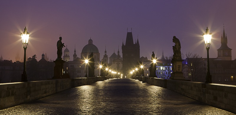 Charles Bridge series_ 1