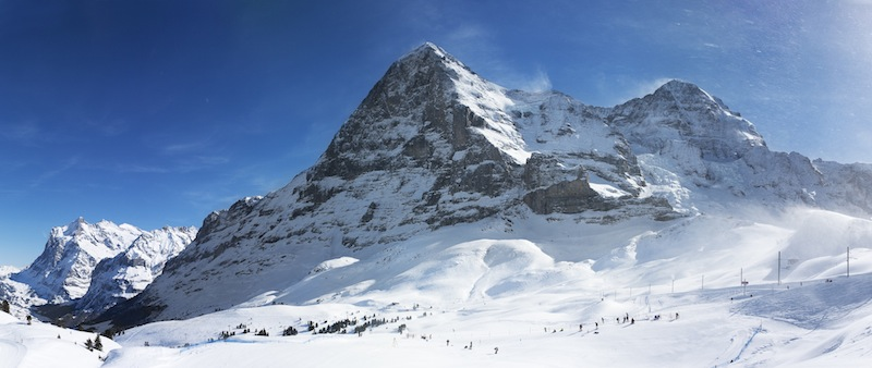 Eiger panorama